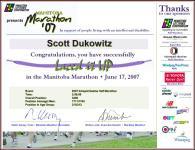 Manitoba Marathon 000