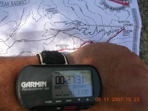 Day 3.0 08-10-07 Colorado - Barr Camp 045