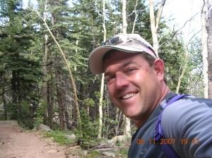 Day 3.0 08-10-07 Colorado - Barr Camp 164