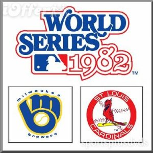 Cardinals Win World Series in 1982!