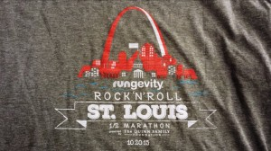 We were allowed to sign up for next years race for $55 and they threw in this extra t-shirt ....can't have too many of those... ;)