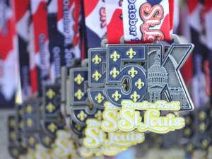 5k medals handed out yesterday :)