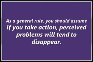 as a general rule