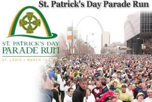 March 14th, St Pats 5M Run